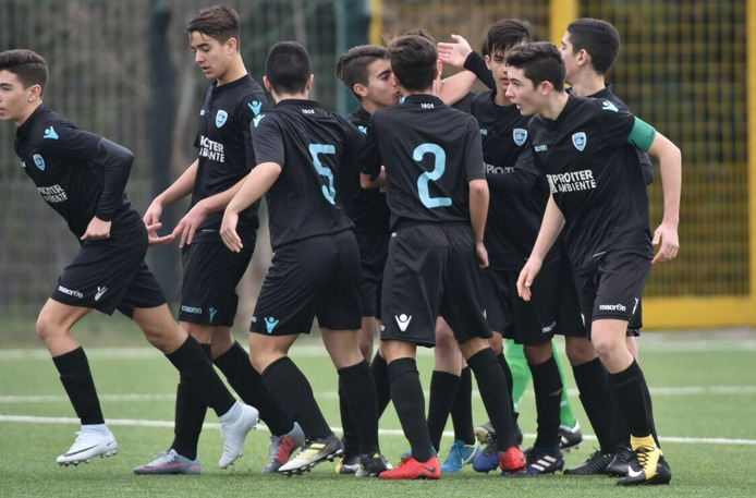 Under 15: è trionfo nel derby!